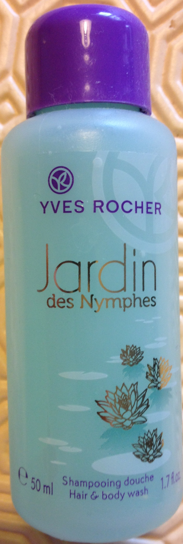 Jardin des Nymphes Shampooing douche - Product