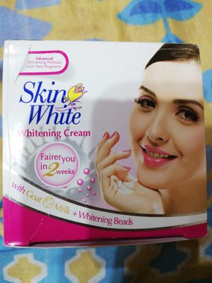 Skin white - Product