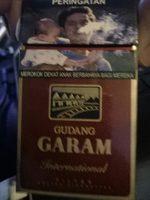 Rokok Gudang Garam - Product - en