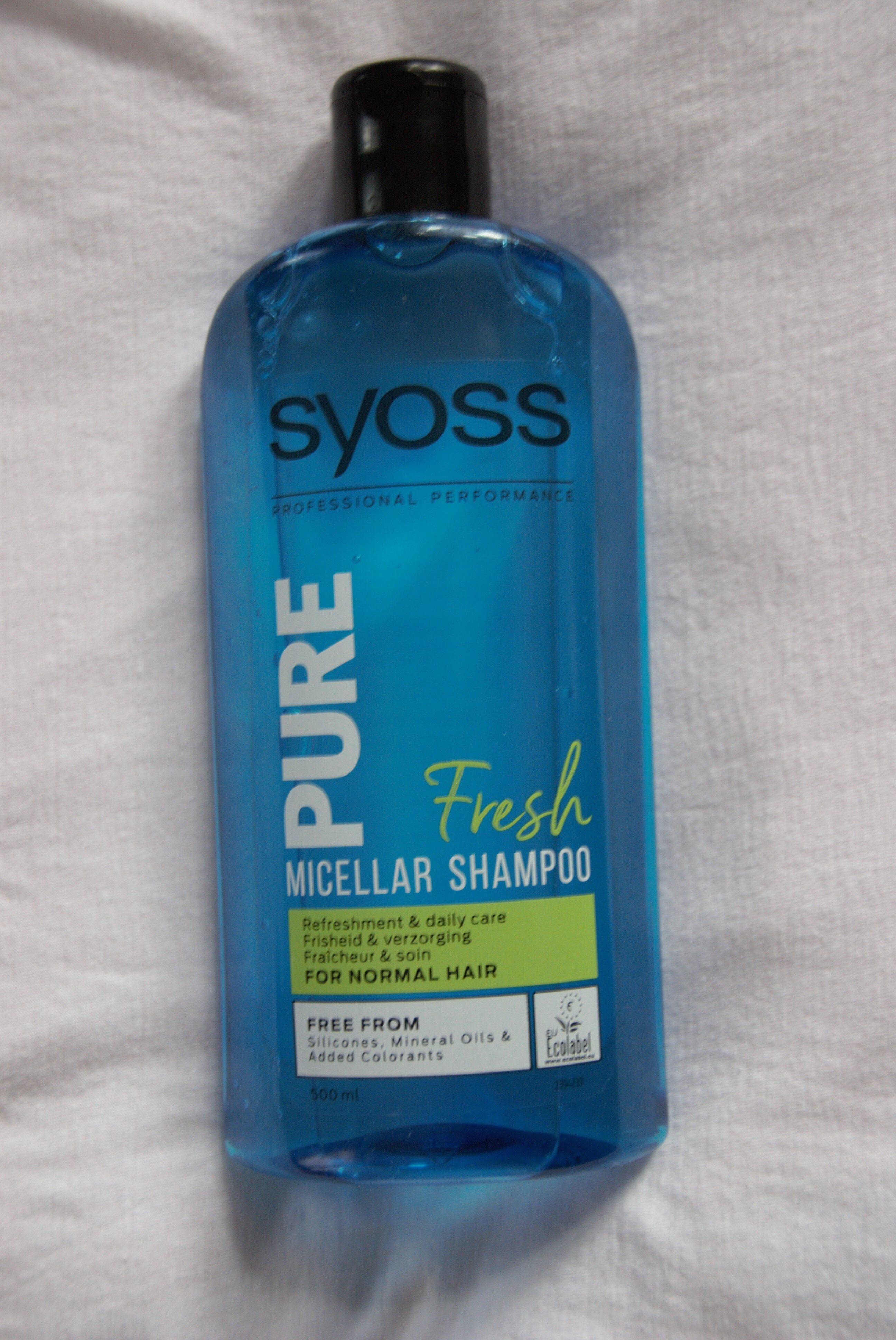 Syoss pure - Produit - fr