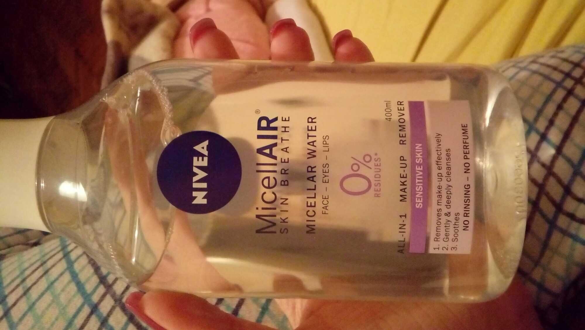 MicellAIR skin breathe micellar water - Product - en