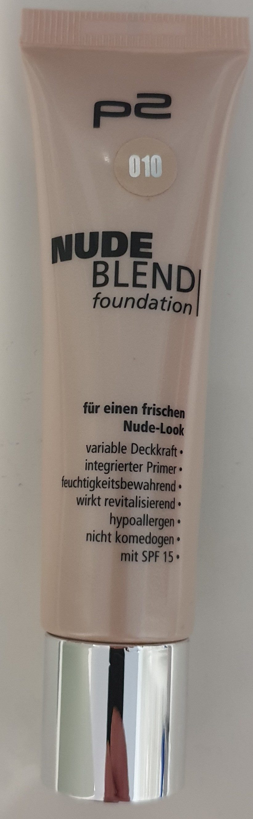 Nude Blend Foundation (010) - Product