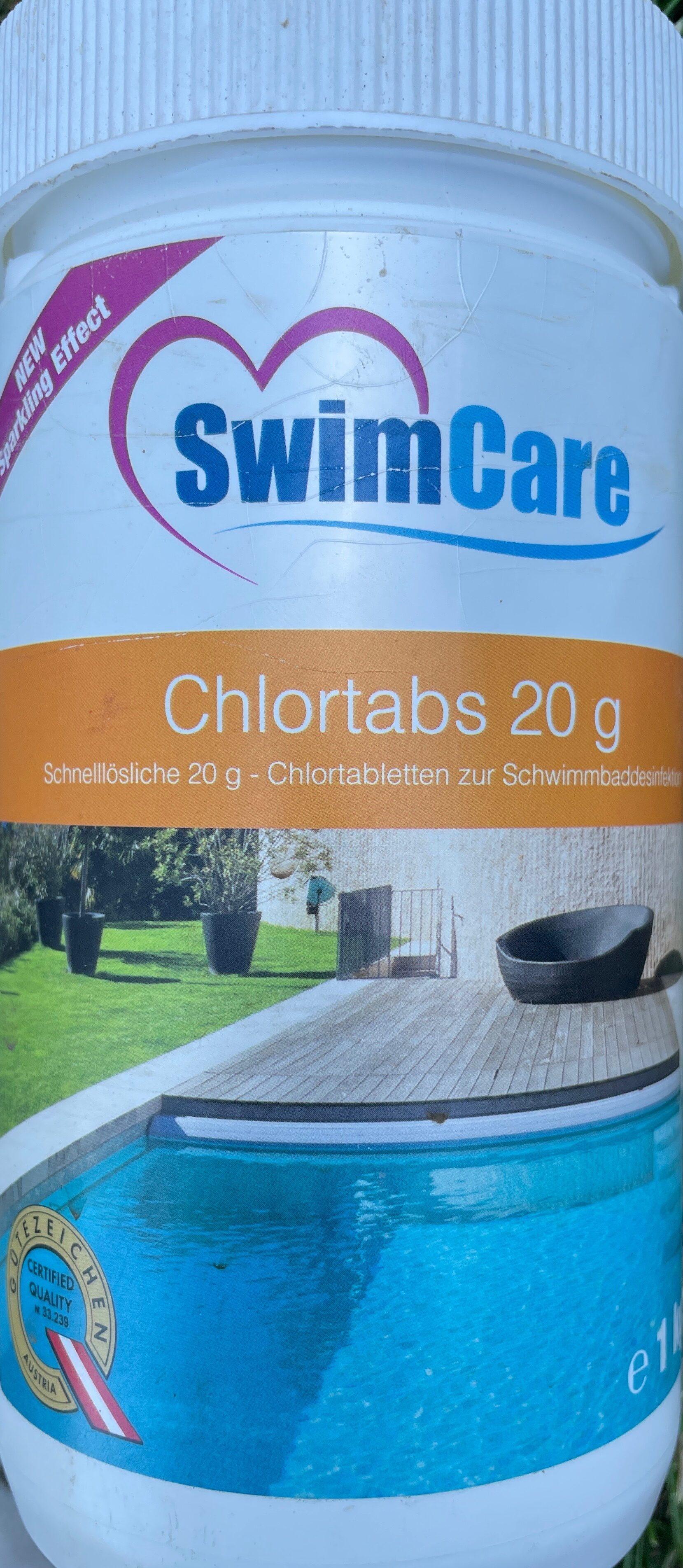 Chlortabs 20g - Product - de