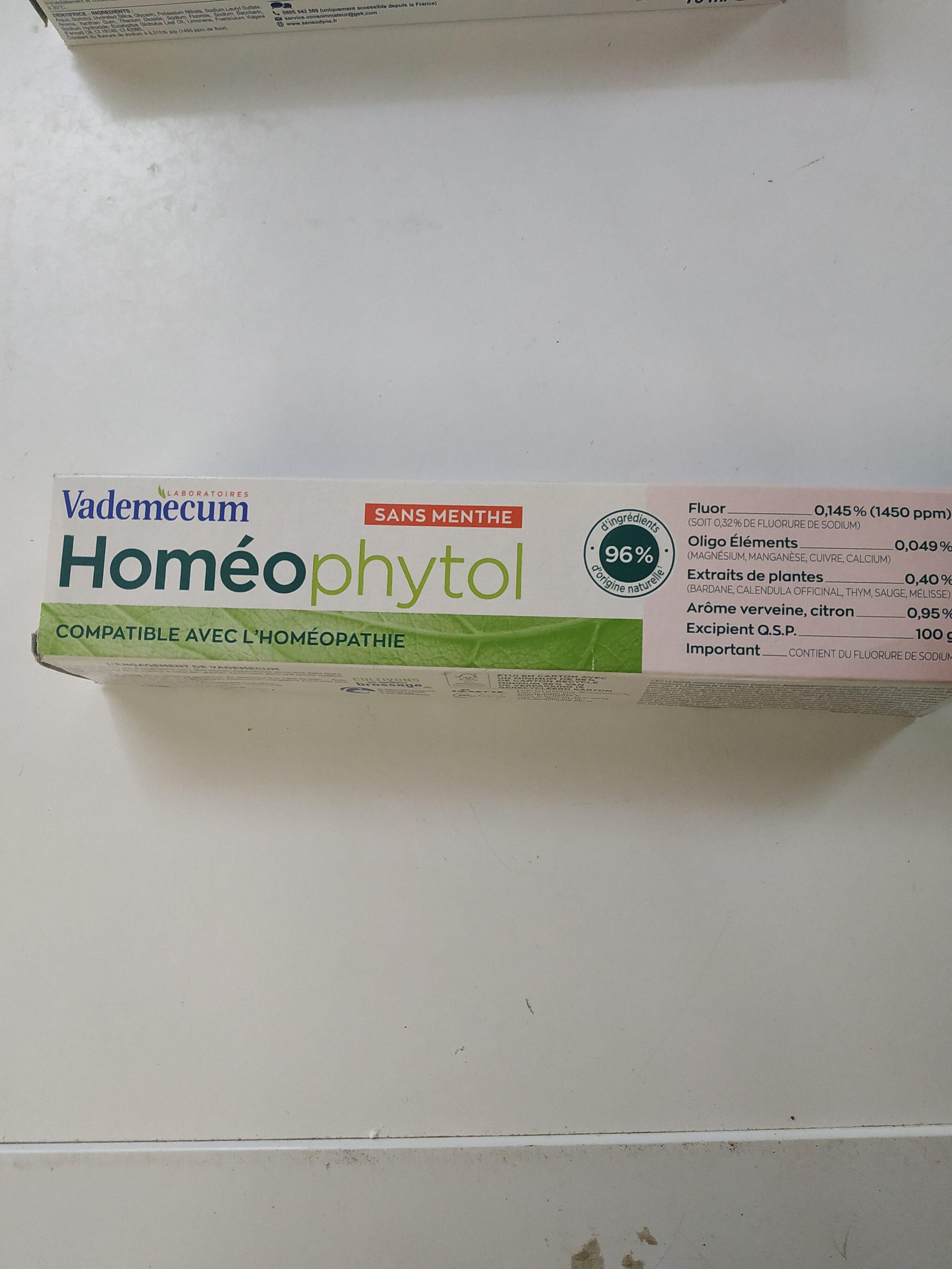Homeophytik - Product - fr