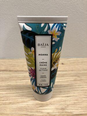 Crème Mains Fleur de Tiaré - Product - fr