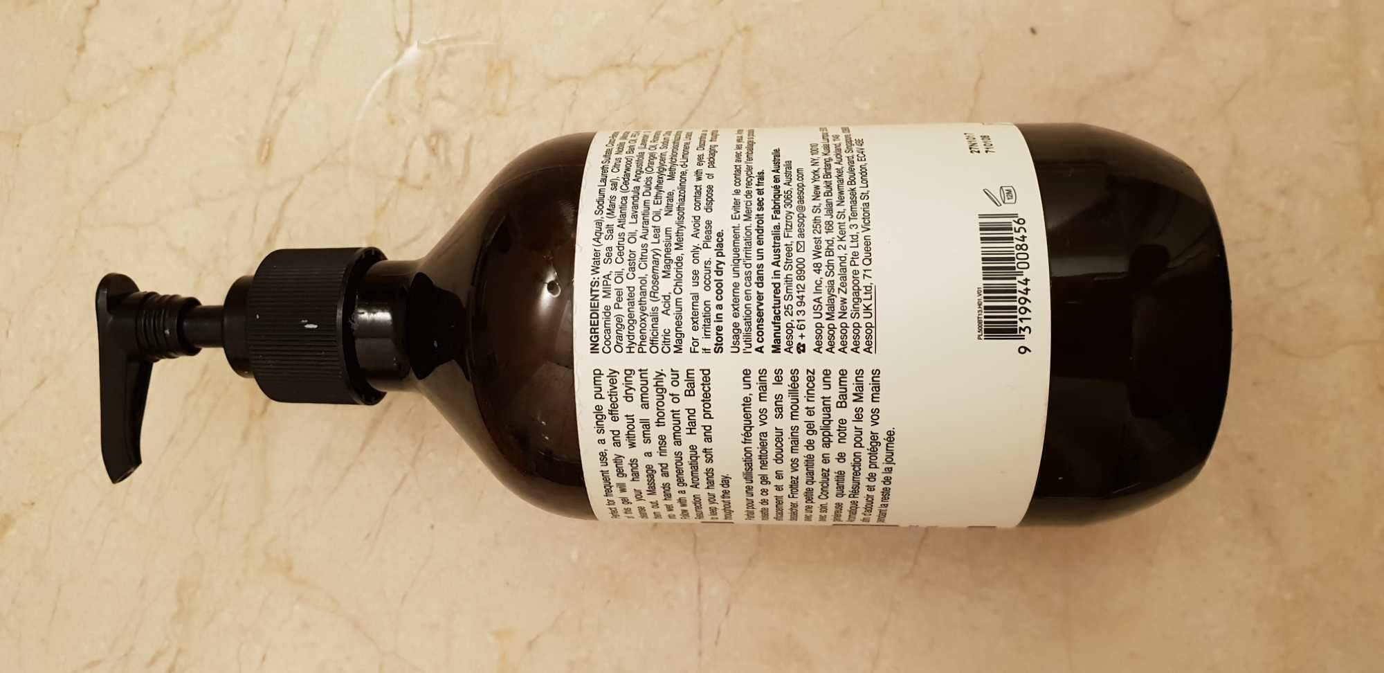 Résurrection Aromatique Hand Wash - Product - fr