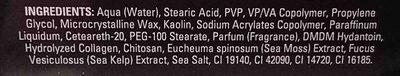 Cera Outakontrol - Ingredients - en