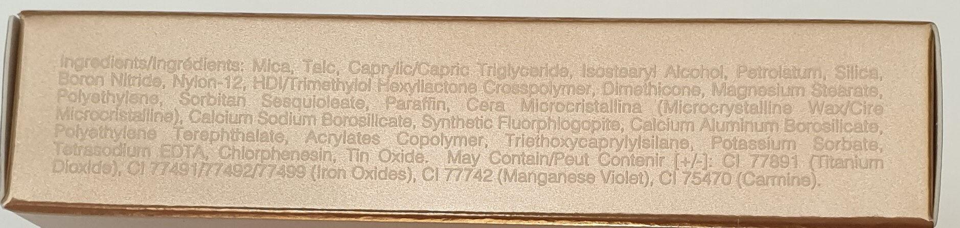 Shimmering Skin Perfector(R) Pressed - Ingredients - de