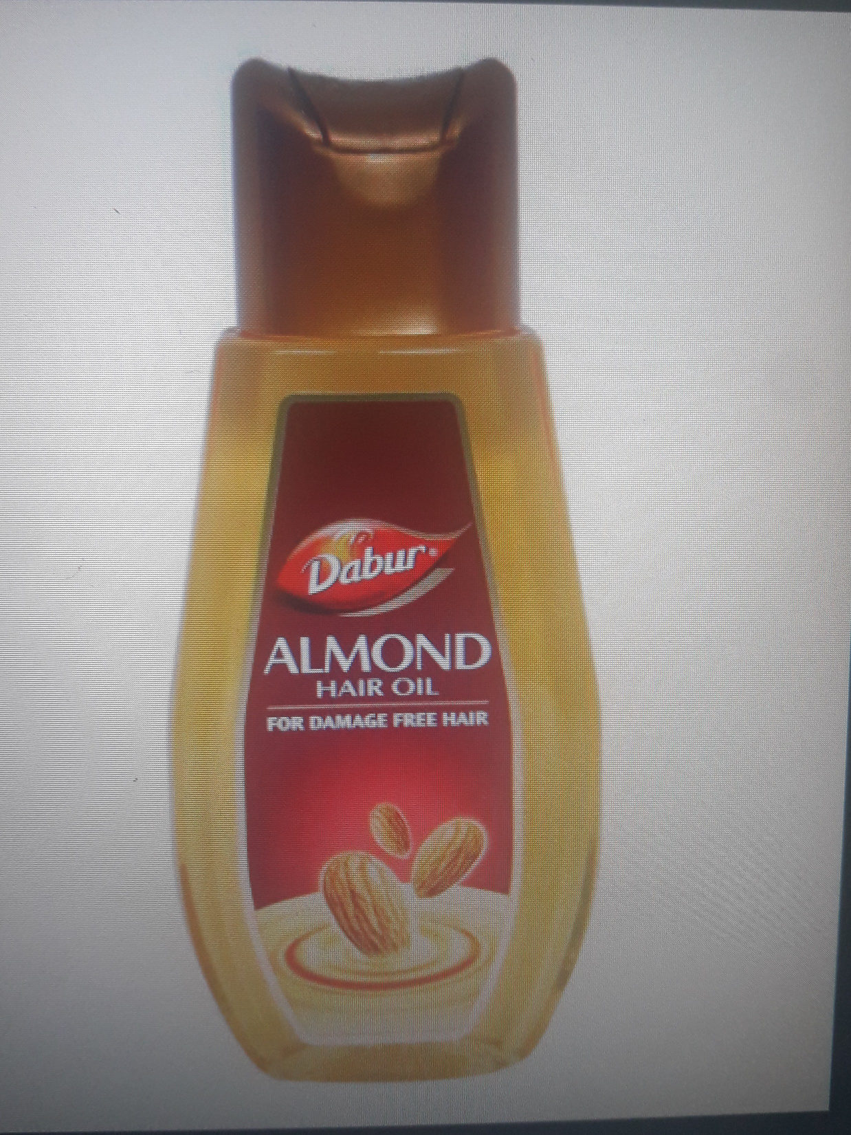 Almond Hair Oil - Product