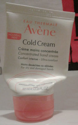 Cold cream - Product