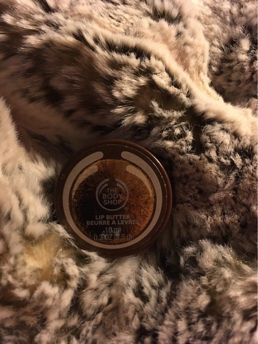 Coconut Lip Butter - Produit