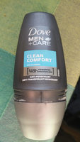 dove men care clean comfort - Product