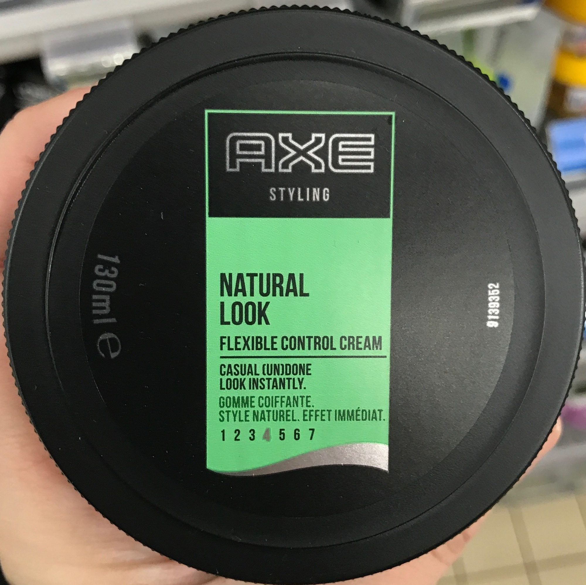 Styling Natural Look Flexible Control Cream - Product