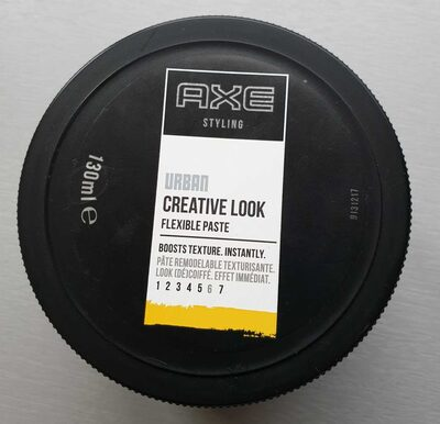 Axe Urban Creative Look Flexible Paste - Produit