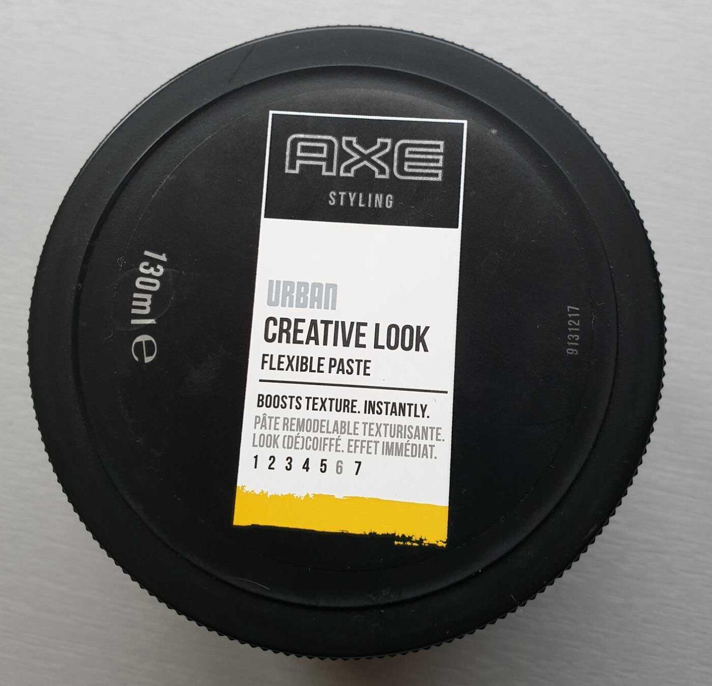 Axe Urban Creative Look Flexible Paste - Product