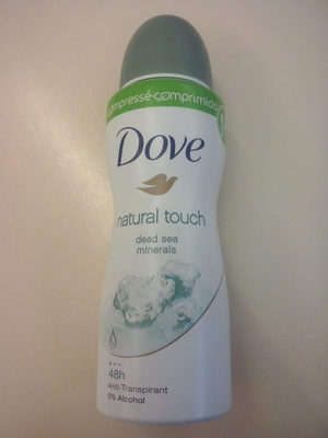 dove natural touch - Product