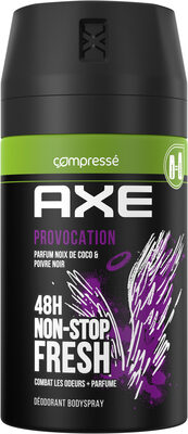 AXE Déodorant Homme Bodyspray Compressé Provocation 48h Frais - Product - fr
