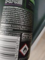 AXE Déodorant Homme Bodyspray Compressé Provocation 48h Frais - Ingredients - fr