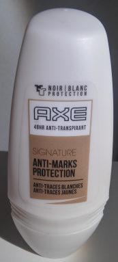 Signature anti-marks protection - Produit - fr