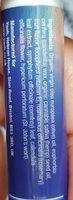 Organic help speed oil lip balm - Ingrédients