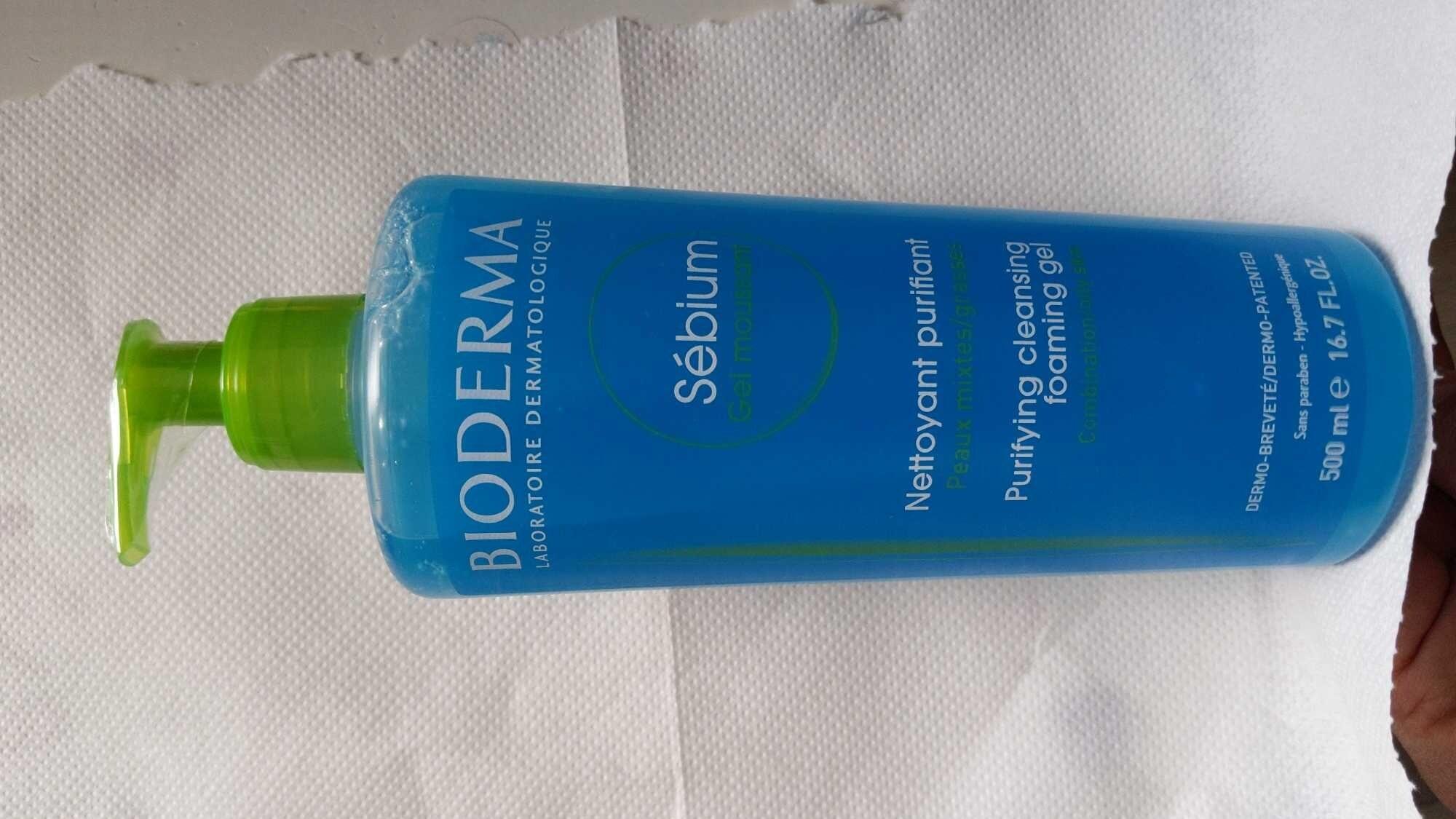 Sébium - gel moussant - Product - fr